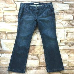 Torrid Jeans sz 22 Dark Wash Bootcut x31